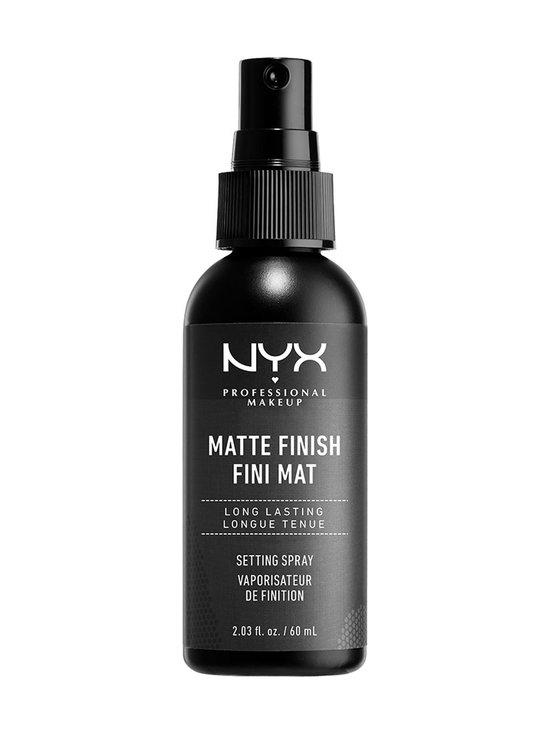 NYX Professional Makeup - Make Up Setting Spray -kiinnityssuihke meikille - 01 MATTE FINISH/LONG LASTING   Stockmann - photo 1