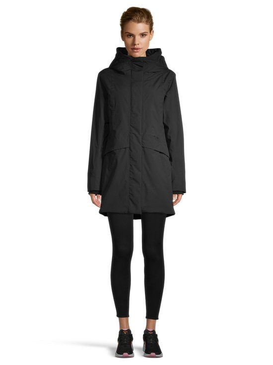Didriksons - Cajsa Parka -takki - 060 BLACK | Stockmann - photo 2