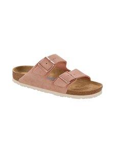 BIRKENSTOCK - Arizona Soft Footbed Narrow -sandaalit - LIGHT ROSE | Stockmann