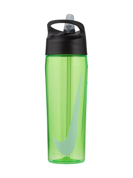 Nike - TR Hypercharge Straw Bottle -juomapullo 710 ml - 344 GREEN SPARK/ANTHRACITE/WHITE | Stockmann - photo 2