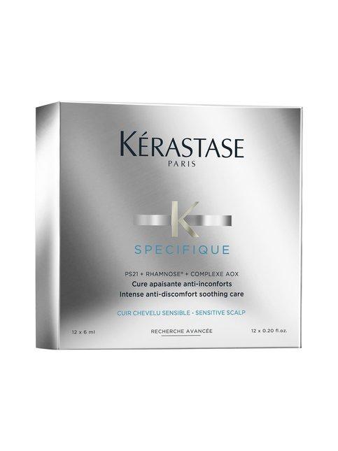 Cure Apaisante -hoitoaine hiuspohjalle 6 x 12 ml