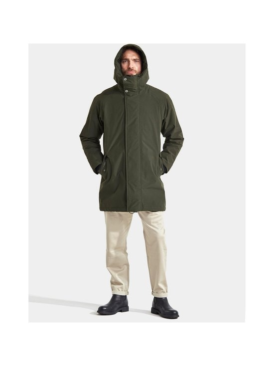 Didriksons - Gunnar-parka - 447 FOREST GREEN | Stockmann - photo 3