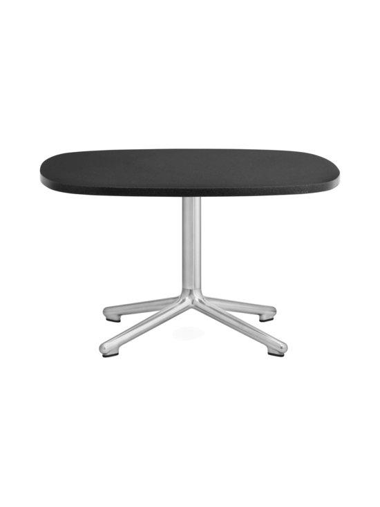 Normann Copenhagen - Era-pöytä 67,5 x 66 cm - ALU BLACK (TERÄS/MUSTA) | Stockmann - photo 1