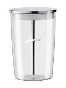 Jura - Lasinen maitosäiliö 0,5 l - KIRKAS   Stockmann