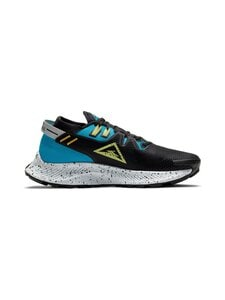 Nike - Pegasus Trail 2 W -juoksukengät - 003 OFF NOIR/LIMELIGHT-LASER BLUE   Stockmann