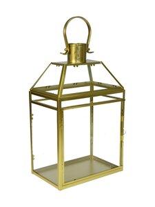 Havi's - Kynttilälyhty 34 cm - GOLD | Stockmann