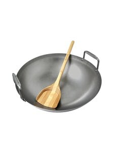 Big green egg - Carbon Steel Wok -pannu   Stockmann