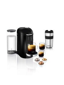 Nespresso - VertuoPlus-kapselikahvinkeitin By Krups - BLACK | Stockmann