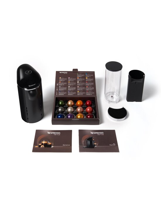 Nespresso - VertuoPlus-kapselikahvinkeitin By Krups - BLACK | Stockmann - photo 6
