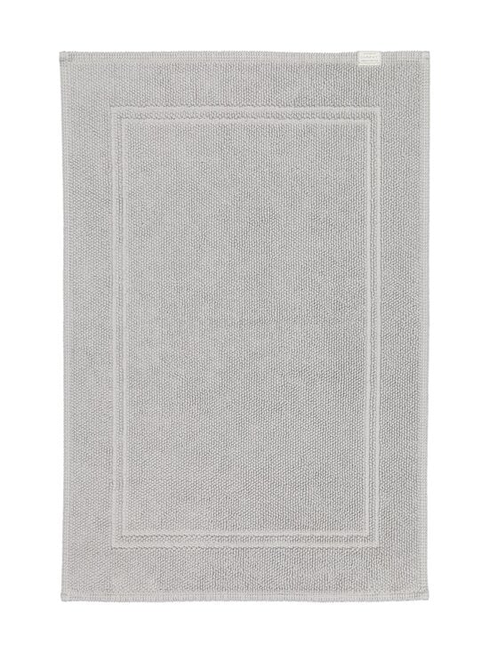Gant Home - Organic-kylpyhuonematto 60 x 90 cm - 117 LIGHT GREY | Stockmann - photo 1