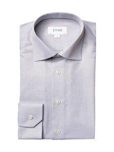 Eton - Slim-kauluspaita - 65 DUSTY GREEN | Stockmann