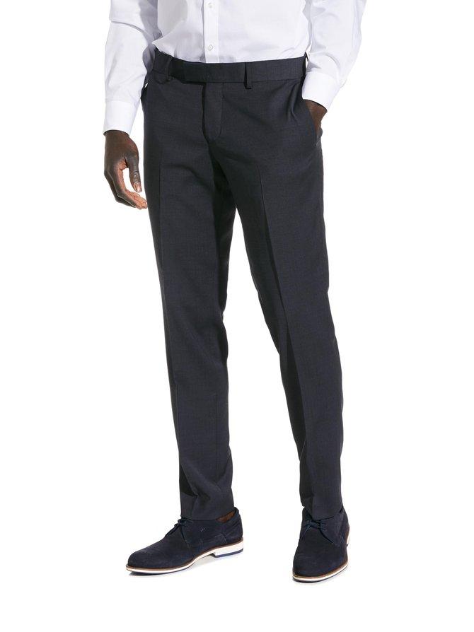 Tordon Slim Fit -puvunhousut