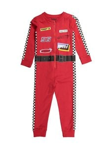 Bogi - Nikke-pyjama - RED COMBO | Stockmann