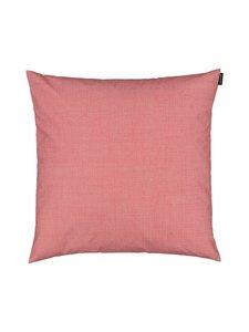 Marimekko - Verkko-tyynynpäällinen 50 x 50 cm - 830 BEIGE, PINK | Stockmann