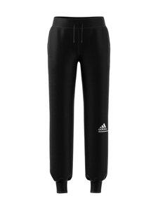 adidas Performance - ZNE Pant -collegehousut - BLACK/WHITE   Stockmann