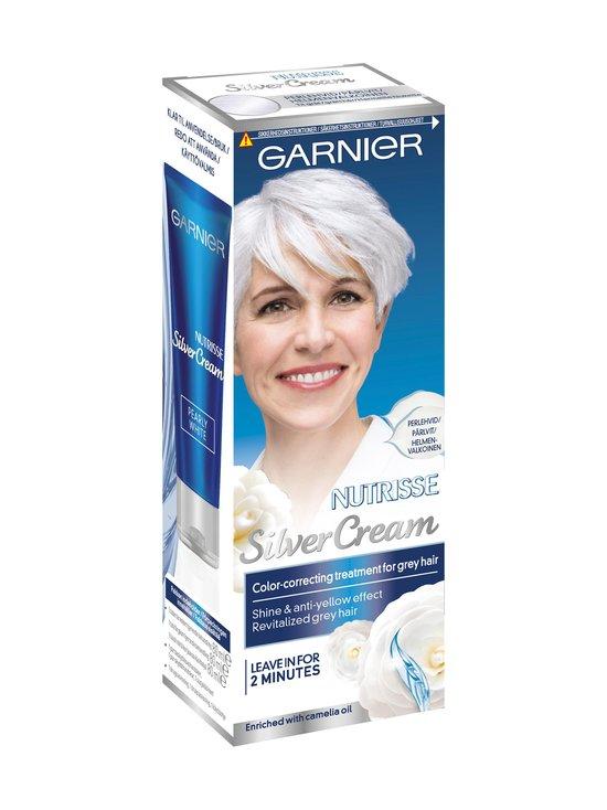 Garnier - Silver Cream -hoitava sävyte - PEARLY WHITE | Stockmann - photo 1