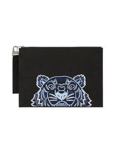 Kenzo - Large Pouch Tiger -laukku - 99G BLACK | Stockmann