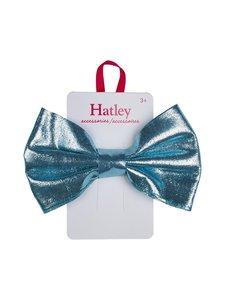 Hatley - Blue Glimmer Bow -hiusklipsi - AQUA | Stockmann