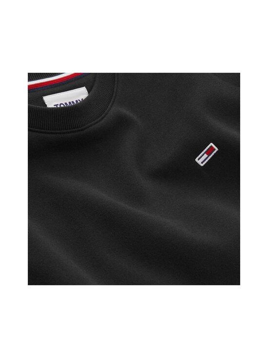 Tommy Jeans - TJW Regular Fleece C Neck -collegepaita - BDS BLACK | Stockmann - photo 3