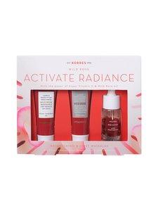 Korres - Wild Rose Activate Radiance -ihonhoitopakkaus - null   Stockmann