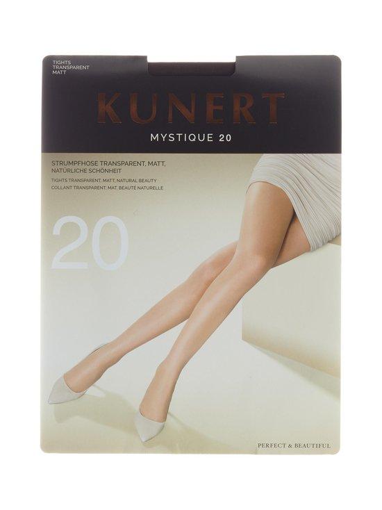 Kunert - Mystique 20 den -sukkahousut - CARBON | Stockmann - photo 1