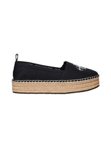 Calvin Klein Footwear - Espadrille Wedge Printed CO -espadrillot - BDS BLACK | Stockmann