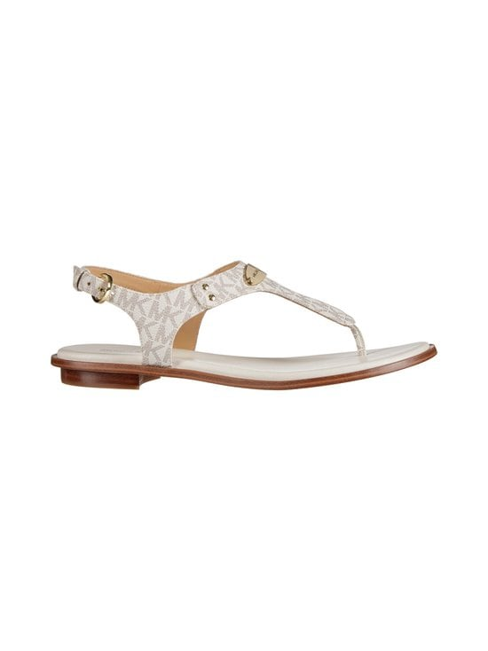 Michael Michael Kors - Plate Thong -sandaalit - 150 VANILLA | Stockmann - photo 1