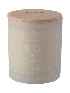 Skandinavisk - Ro Tranquility -tuoksukynttilä 8,5 cm - HARMAA | Stockmann