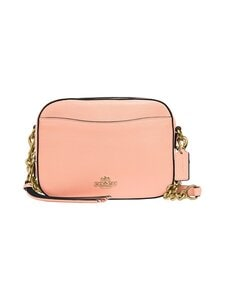 Coach - Camera Bag -nahkalaukku - GD/FADED BLUSH | Stockmann