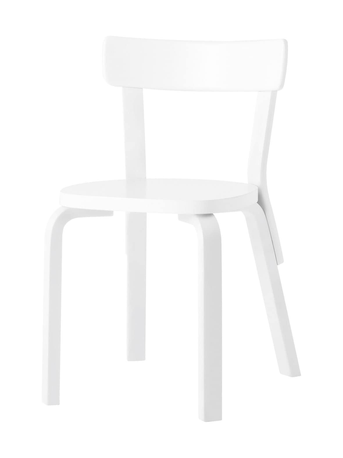 69 tuoli, koottu, Artek