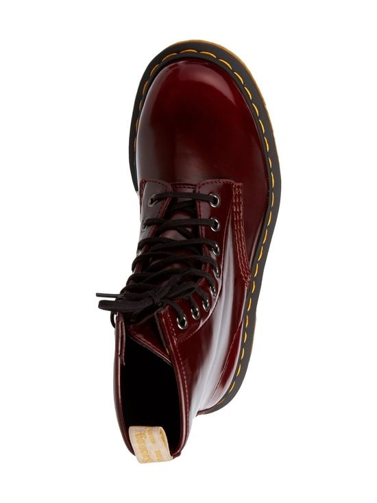 Dr. Martens - Vegan 1460 -saappaat - CHERRY (VIININPUNAINEN) | Stockmann - photo 3