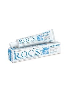 R.O.C.S. - Whitening-hammastahna 74 g - null | Stockmann