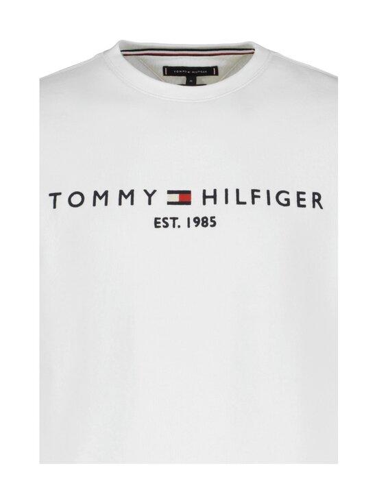 Tommy Hilfiger - Tommy Logo -collegepaita - YBR WHITE | Stockmann - photo 3