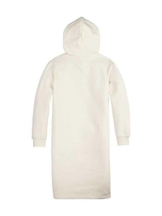 Tommy Hilfiger - Heritage Logo Hoodie Dress -collegemekko - Z00 IVORY PETAL   Stockmann - photo 2