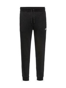 HUGO - Desell Jersey Trousers -housut - 001 BLACK | Stockmann
