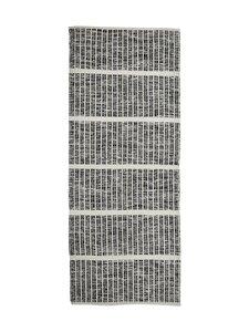 Casa Stockmann - Race-puuvillamatto 70 x 180 cm - GREYWHITE   Stockmann