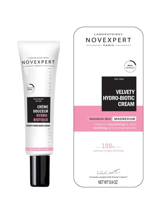 Novexpert - Magnesium Velvety Hydro-Biotic Cream -voide 30 ml - VALKOINEN | Stockmann - photo 1