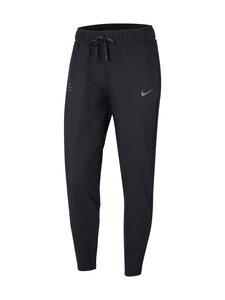 Nike - Shield Run Division -juoksuhousut - 010 BLACK/REFLECT BLACK | Stockmann