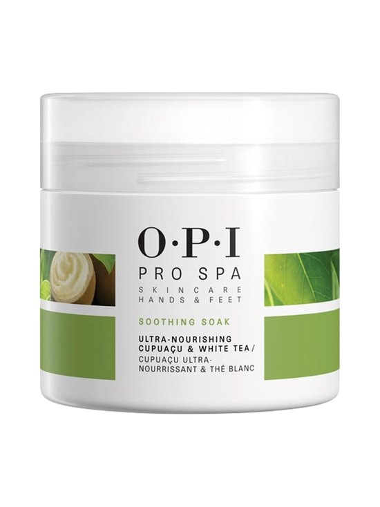 O.P.I. - Pro Spa Soothing Soak -kylpy käsille ja jaloille 110 g - null | Stockmann - photo 1