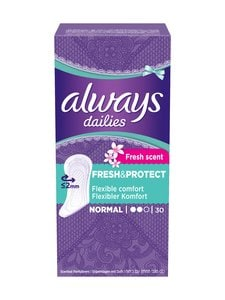 Always - Fresh & Protect Normal -pikkuhousunsuoja 30 kpl - null | Stockmann
