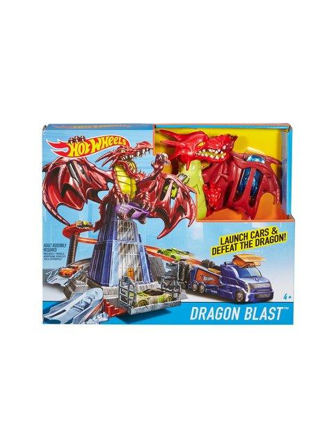 Hot Wheels® Dragon Blast™ -leikkisetti