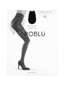 Oroblu - Shock Up 60 den bottom up -sukkahousut - BLACK (MUSTA) | Stockmann
