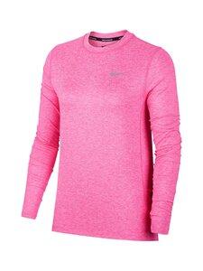 Nike - W Element Crew -paita - 639 HYPER PINK/PINK GLOW/HTR/REFLECTIVE SILV | Stockmann