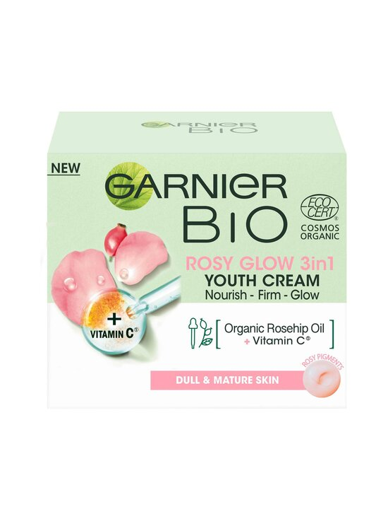 Garnier Bio - Face Cream 3-in-1 -voide 50 ml - NOCOL | Stockmann - photo 2