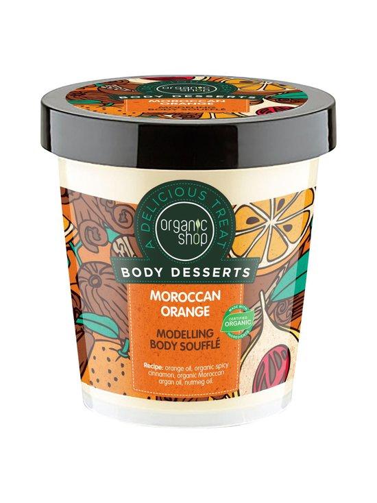 Organic Shop - Body Desserts Moroccan Orange -muotoileva vartalovoide 450 ml | Stockmann - photo 1