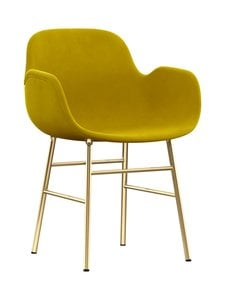 Normann Copenhagen - Form Armchair -tuoli - YELLOW | Stockmann
