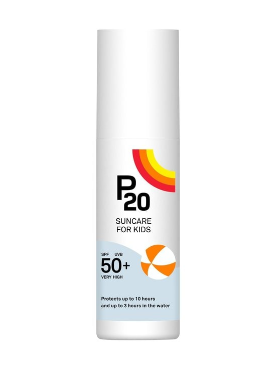 P20 - Kids SPF 50+ -aurinkosuojavoide 100 ml - NOCOL | Stockmann - photo 1