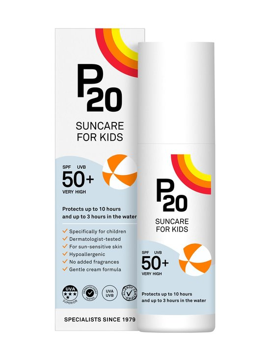 P20 - Kids SPF 50+ -aurinkosuojavoide 100 ml - NOCOL | Stockmann - photo 2