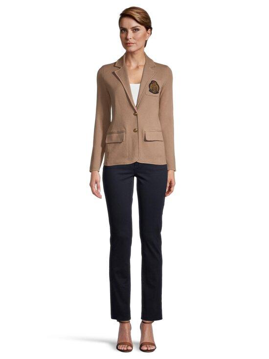 Lauren Ralph Lauren - Alvarta Unlined Jacket -jakku - 2XSG CAMEL | Stockmann - photo 2