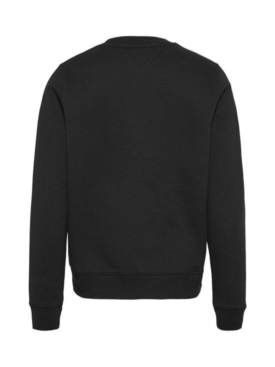 Tommy Jeans - TJW Regular Fleece C Neck -collegepaita - BDS BLACK | Stockmann - photo 2